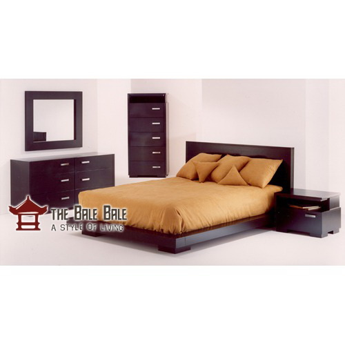 Tidar Bedroom Set Series (2)