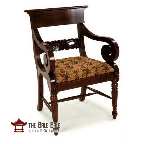 colonial_regency_armchair_upholstered