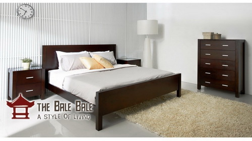 samosir bed room set