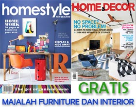 banner majalah furniture gratis