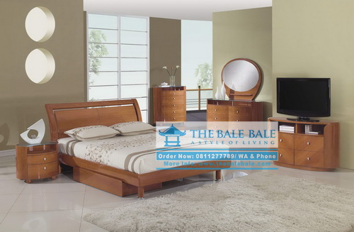 Bunaken Bedroom Set Series (1)