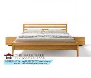 mylon-wood-bed-frontal-view