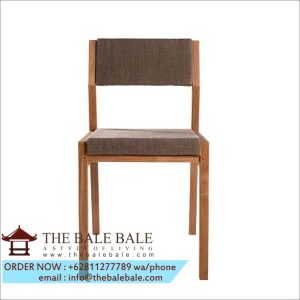 Teak-Ex1-Chair-Hazelnut-Front
