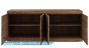 Teak Burger sideboard - 4 doors_open